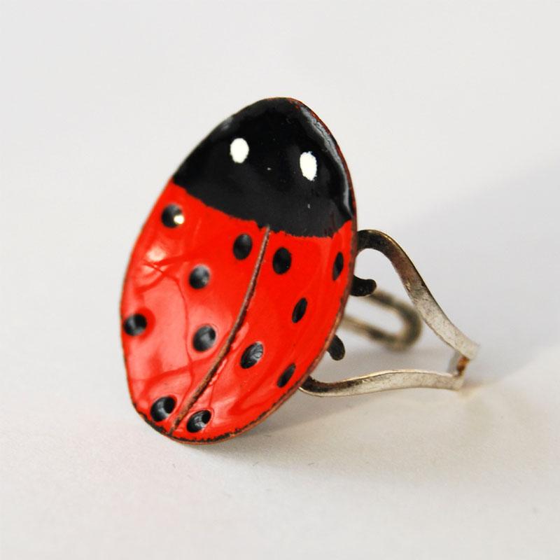 """Ring """"Mariposa"""""""