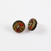pendientes-botones-florido-